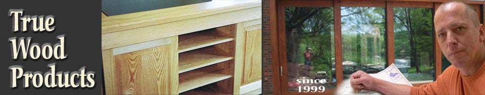 True Wood Products of Victor, NY for fine residential wood craftsmanship